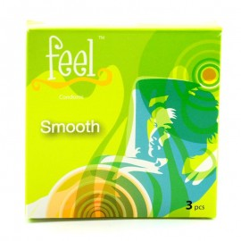Feel Smooth Condoms