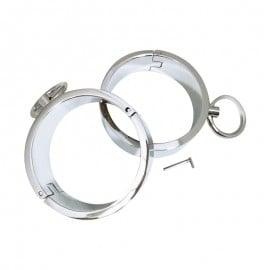 Metal Chastity Cuffs SMM-006 M
