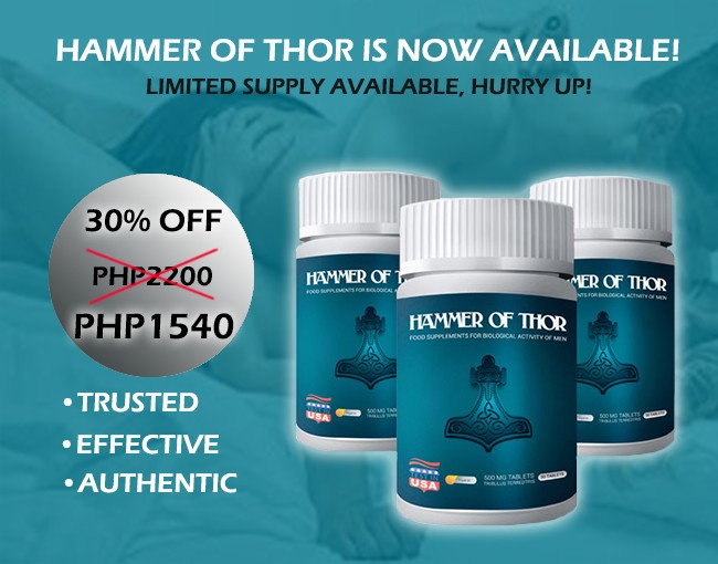 30% OFF Hammer of Thor